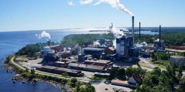 Preem och Rottneros bygger ligninanläggning
