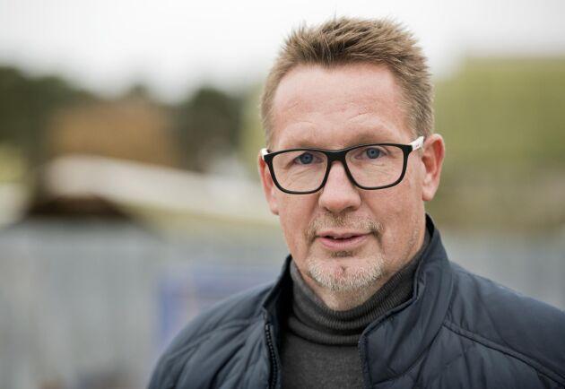 Jörgen Martinsson, vd, Svensk mink.