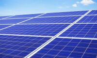 Kinesisk miljonorder på solceller
