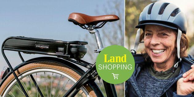Därför är det inte fusk att cykla elcykel