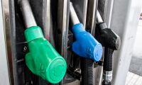 Billigare diesel, bensin och HVO