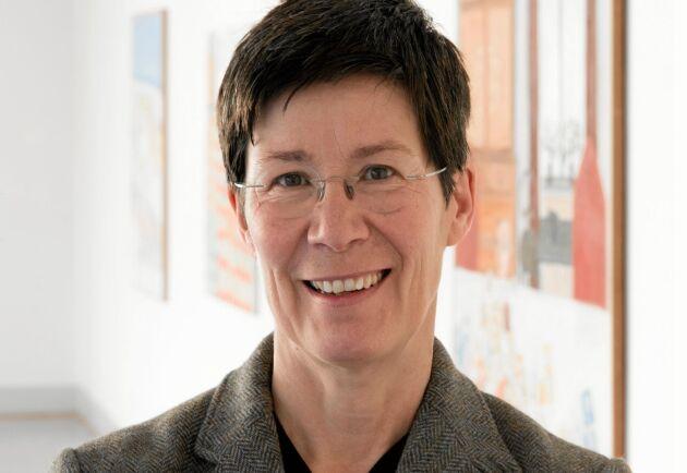 Birgitta Johansen, chef för Örebro länsmuseum.