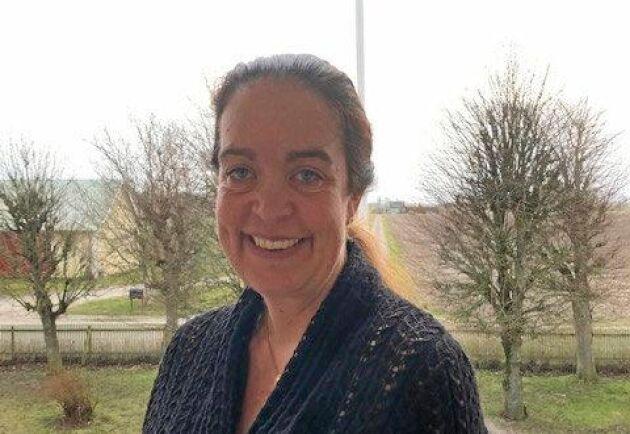 Karin Lundborg, enhetschef länsstyrelsen Västra Götaland.