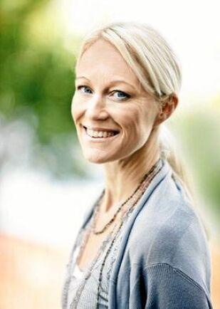 Ulrica Norberg, yogalärare och författare. Här får du hennes bästa tips om andning.