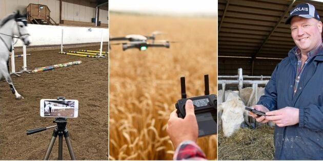 12 smarta lösningar för lantbruket –och 8 hot