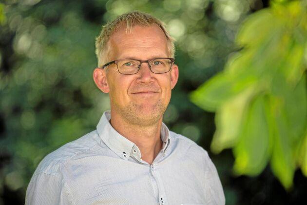 Gunnar Lindén, naturvårdsexpert på LRF Skogsägarna.