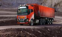 Självkörande Volvolastbilar redo för kommersiellt bruk