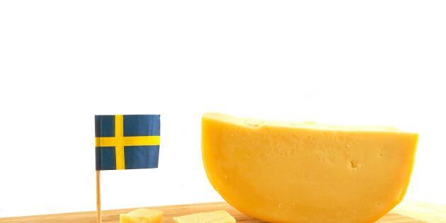Efter parmesan-larmet: 3 skäl att välja svensk ost!