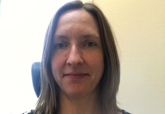 Malin Grant, Epidemiolog, Avdelningen för epidemiologi och sjukdomskontroll på SVA.