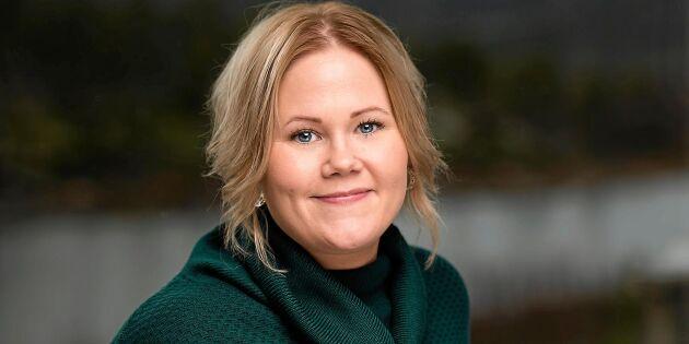 Camilla måste flytta både hem och företag när nya Kiruna tar form