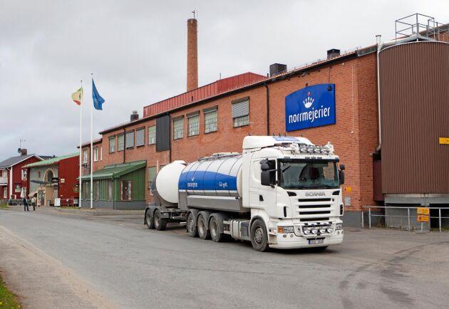 Norrmejerier förbättrade sitt resultat under årets första åtta månader, jämfört med motsvarande period 2019.