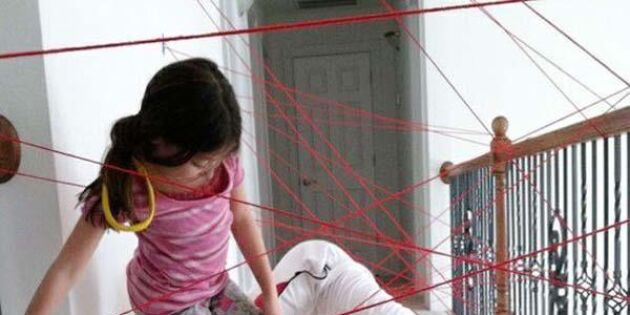 Labyrint i filmformat