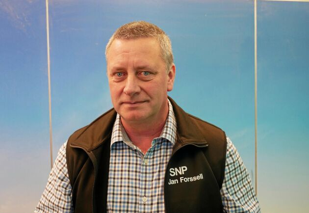 Jan Forssell, ordförande Sveriges Nötköttsproducenter