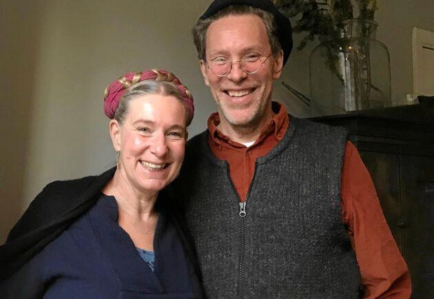 Just när säsong tre av Mandelmanns gård börjar sändas på tisdagskvällar i TV4, kommer beskedet att det blir en fjärde säsong av succéprogrammet med Marie och Gustav Mandelmann!