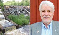 Plan för vattenkraft kräver KMV-klassning