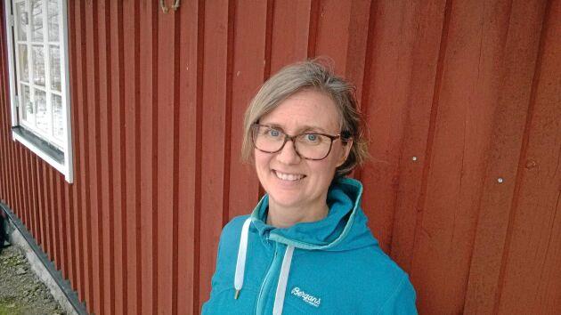 Tove Thomasson är naturvårdsspecialist på Skogsstyrelsen.
