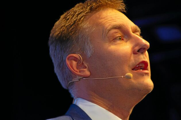 Frank Øland, chefsekonom på Landbrug & Fødevarer, anser att en eventuell hård brexit inte skulle kunna komma vid ett bättre tillfälle.