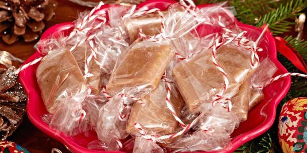 Drömgod saffranskola med kokos – busenkelt recept!