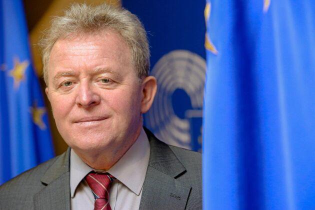 Janus Wojciechowski är kandidat till posten som jordbrukskommissionär.