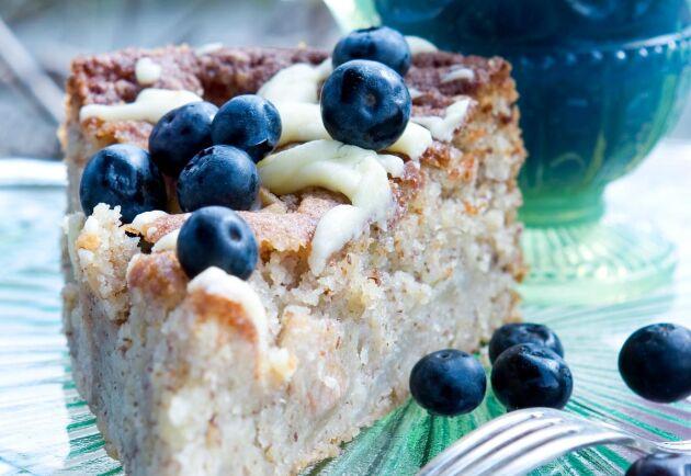 Kronans kaka med potatis i smeten är en riktig klassiker. Foto: Tia Borgsmidt