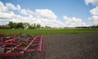 Stigande priser på jordbruksmark