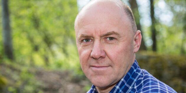 """""""Skogsdiskussionen är låst vid gårdagens miljöutmaning"""""""