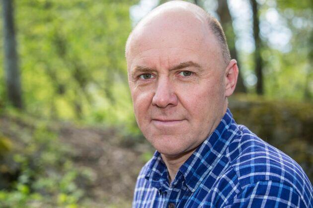 Sven Erik Hammar, ordförande för LRF Skogsägarna.