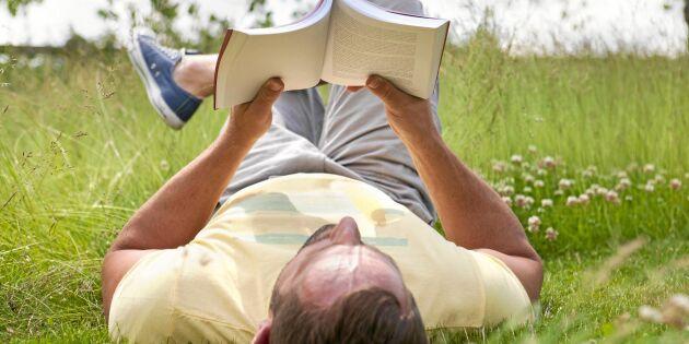 25 spännande boktips som räcker hela sommaren