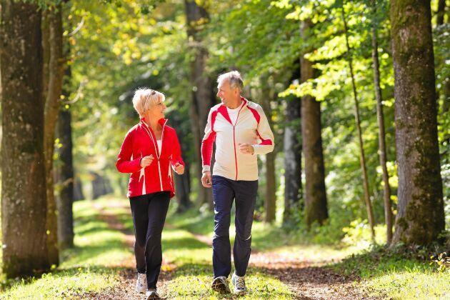 Motion ger oss bättre minne, vi blir mer kreativa, får bättre koncentration och blir bättre rustade mot stress.