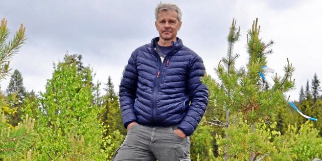 """""""Även Skogsstyrelsens tjänstemän ifrågasatte en högre nyckelbiotopströskel"""""""