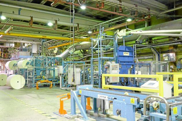 Produktionen av pappersmassa ska öka från dagens 430 000 ton till 900 000 ton vid Östrands massabruk.