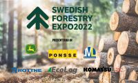 Swedish Forestry Expo ställs in