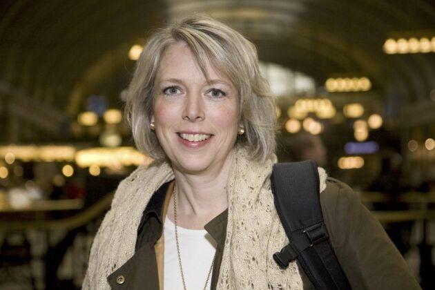 Helena Jonsson, förbundsordförande för LRF, nummer 5.
