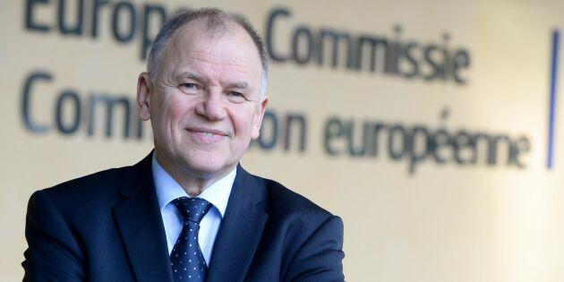 EU:s hälsokommissionär kallar till krismöte om giftäggen