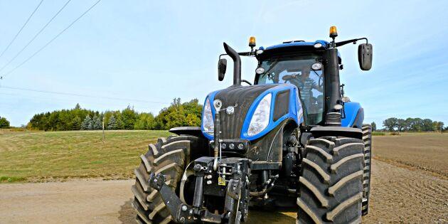 Därför höjs traktorpriserna oväntat