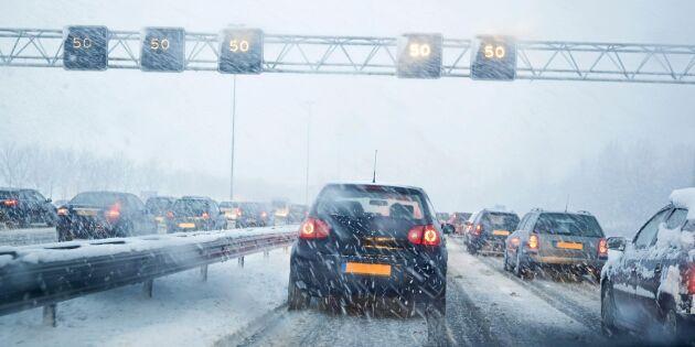 10 glömda trafikregler –som kan ge dryga böter