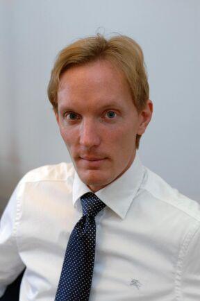 Karl Persson på Handelsbanken råvaror säger till ATL att handelsbanken tidigare inte haft en så stor aktivitet kring spannmålssäkring som nu.