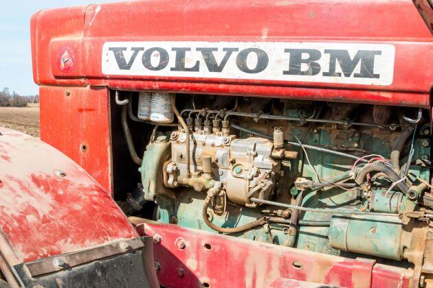 Volvomotorn fick redan från början ett mycket gått rykte.