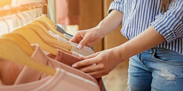 7 sätt att bli en medveten klädkonsument