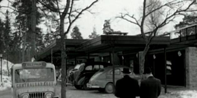 Se 50-talets moderna motell - som kantades av skandaler