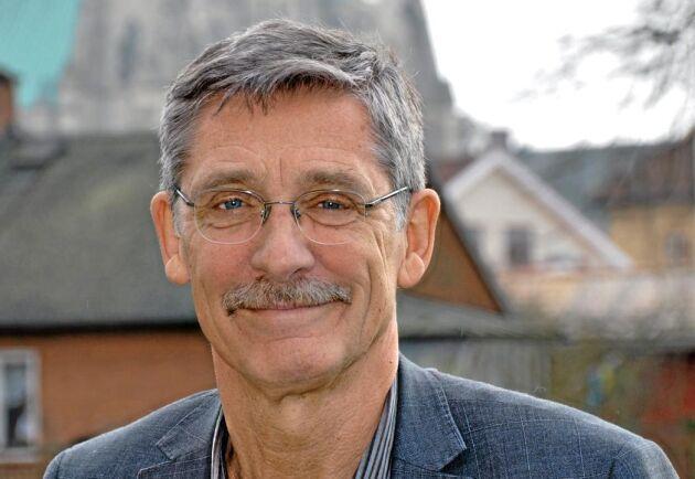 Bo Algers, professor emeritus vid SLU