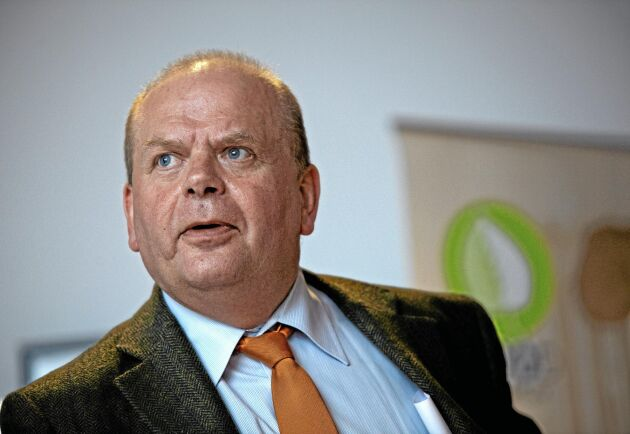 Eskil Erlandsson, landsbygdspolitisk talesperson för Centerpartiet.