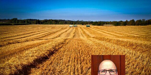 Industrijordbruk måste inte vara fult