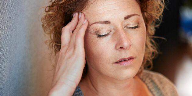 Så vet du om du har migrän – eller spänningshuvudvärk