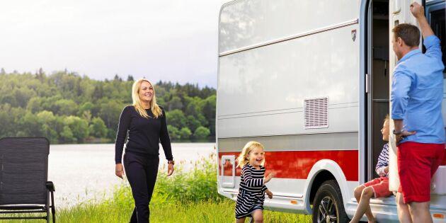 Sju nya trender för husvagnen