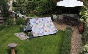 Foto: Camp in my garden