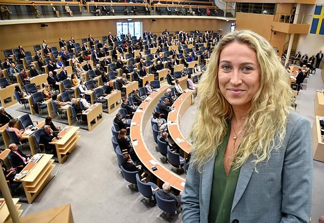 Tre ungdomsförbund hade vad Elisabeth Hidén sökte.