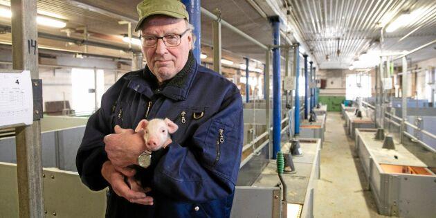 Han startade kampen mot antibiotika i fodret