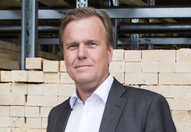 """""""Jag är exalterad över den potential som Kronfågel har, som ett av Sveriges mest kända varumärken"""", säger nya VD:n Mats Hedlund i ett pressmeddelande."""