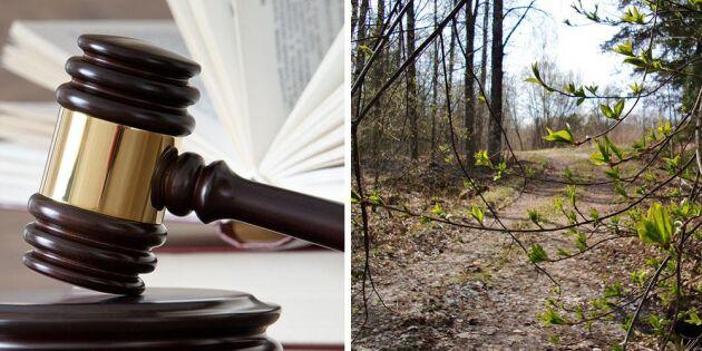 """Maffiaretorik när myndigheter utpressar skogsägare"""